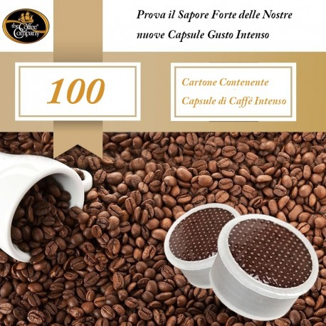 BOX COFFE S CAPS DA 100